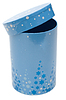 Photo 300 DPI: Blue cylindrical small box
