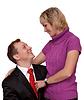 가정용 쌍, 남편과 아내 | Stock Foto