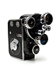 ID 3308059 | Stare kamery filmowe 16 mm z trzema obiektywami | Foto stockowe wysokiej rozdzielczości | KLIPARTO