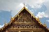 在泰国曼谷皇家宫殿 | 免版税照片