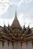 Royal palace in Thailand pancake of lenses | Stock Foto