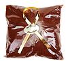 ID 3310504 | 선물 포장과 황금 테이프에 초콜릿 가루 | 높은 해상도 사진 | CLIPARTO