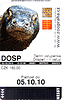 Photo 300 DPI: Ticket in Prague zoo