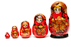Photo 300 DPI: Russian nesting dolls