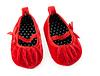 빨간색 아기 옷   Stock Foto