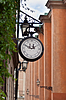Старые часы улицы | Фото