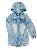 ID 3336907   Blue denim jacket with hood   High resolution stock photo   CLIPARTO