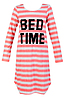 ID 3336955 | Length striped nightshirt | High resolution stock photo | CLIPARTO