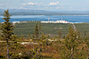 Photo 300 DPI: Kola nuclear power plant in mountains vone hibiny