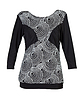 Women`s blouse with sequins | Stock Foto