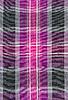 붉은 색과 회색 격자 무늬 직물   Stock Foto