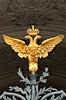 Фото 300 DPI: золотой двуглавый орел