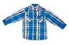 ID 3339445 | Blue checkered shirt | High resolution stock photo | CLIPARTO