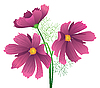 Vector clipart: Flower