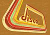 Векторный клипарт: абстрактный диско-фон