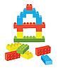Векторный клипарт: Игрушка блоков