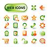Векторный клипарт: веб набор иконок