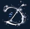 Векторный клипарт: новогодняя буквица D