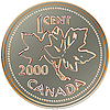 Vector clipart: Money cent canada