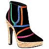 Frauen-Herbst-Schuhe | Stock Vektrografik