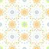 Seamless floral pattern | Stock Vector Graphics