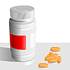 Vector clipart: pills