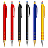 Vector clipart: set of pens
