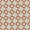 seamless brown geometric pattern