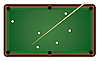 Vektor Cliparts: Billard