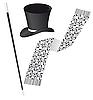 Vector clipart: A set of accessories for gentleman