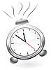 Vector clipart: Alarm clock