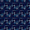 Векторный клипарт: Бесшовные фоне светящейся линии