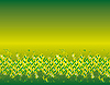 Vector clipart: Green background