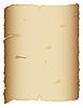 Vector clipart: Old parchment