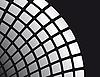 Векторный клипарт: Абстрактный фон черный и белый