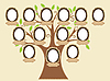 Family tree | Stock Vector Graphics