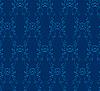 Wiktoriański tła bez szwu | Stock Vector Graphics