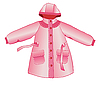 Vector clipart: Rain coat
