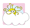 Vector clipart: weather cloudy