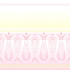 Vector clipart: Pink ornamental pattern