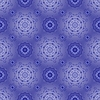 Vector clipart: Beautiful blue pattern on blue background Seamless