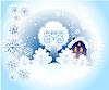 Vector clipart: Winter