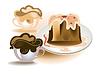 Vector clipart: Dessert