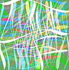 Vector clipart: Plexus abstract
