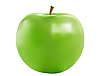 Vector clipart: green apple