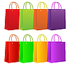 Shopping bags | Stock Vector Graphics