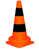 Vector clipart: Traffic cone