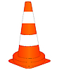 Traffic cone | Stock Vector Graphics