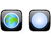 Globe icon | Stock Foto