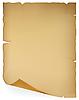 Vector clipart: Parchment